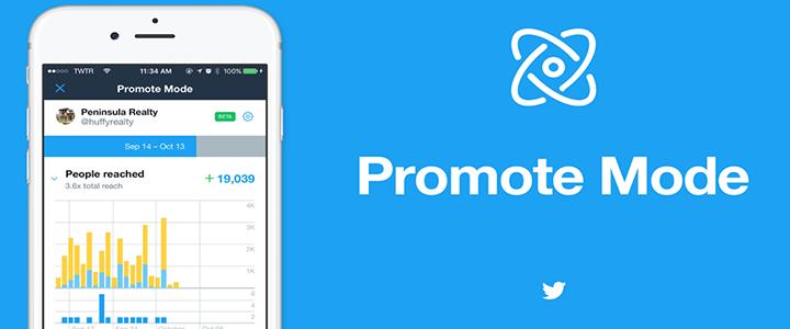 Twitter'ın Yeni Reklam Aracı Promote Mode Nedir?